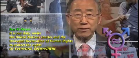 True Gender Equality - Ban Ki Moon