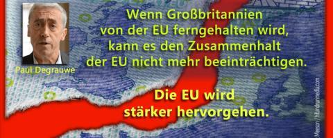 BREXIT besser für Europa?
