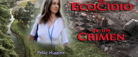 el Ecocidio es un Crimen
