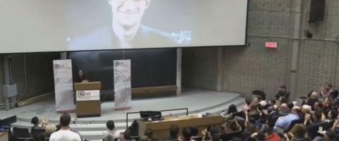 Edward Snowden on Free Speech