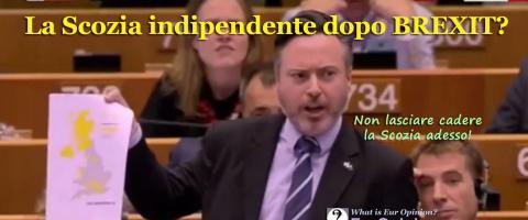 La Scozia indipendente dopo BREXIT?