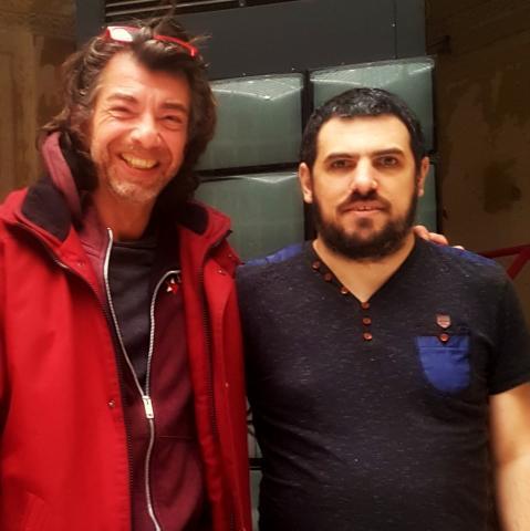 Enric Duran - Go non-profit!