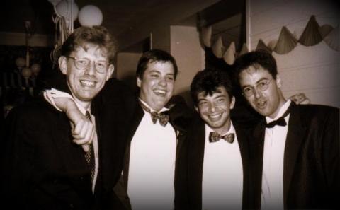 Den Haag friends since 197...