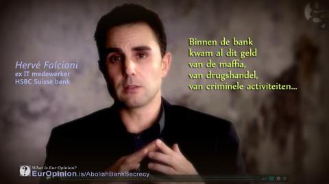 Hervé Falciani - HSBC whistleblower