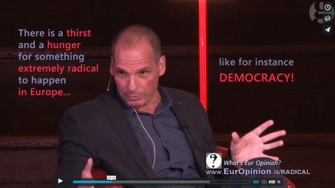 Yanis Varoufakis - Radical!